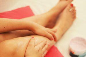 Dobry sposób na ciężkie nogi